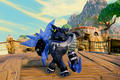 "PlayStation 4 - ""Skylanders Trap Team - Dark Edition""-Screenshot"