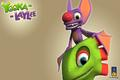 "PlayStation 4 - ""Yooka-Laylee - Artworks""-Screenshot"