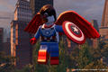 "PlayStation 4 - ""LEGO Marvels Avengers""-Screenshot"