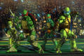 "PlayStation 4 - ""Teenage Mutant Ninja Turtles: Mutants in Manhattan""-Screenshot"