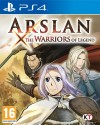 Arslan: The Warriors of Legend Boxart