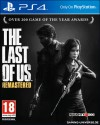 Last of Us - Remastered Boxart