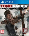 Tomb Raider - Definitive Edition Boxart