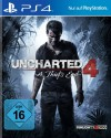 Uncharted 4: A Thief´s End Boxart