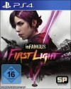 inFamous: First Light Boxart