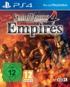Samurai Warriors 4 Empires Boxart