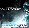 Zur EVE: Valkyrie Screengalerie