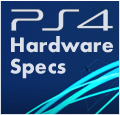 PlayStation 4 Hardware Specs Theme