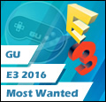 E3 2016 - Most Wanted Theme