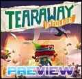Zur Tearaway Unfolded Screengalerie