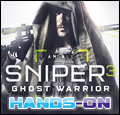 Sniper: Ghost Warrior 3 - Hands On Theme